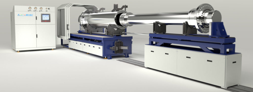 Benches for Hydraulic Cylinders - A F  Automazione