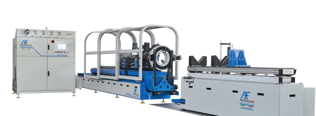 TEST BENCH FOR MEDIUM-LARGE CYLINDERS