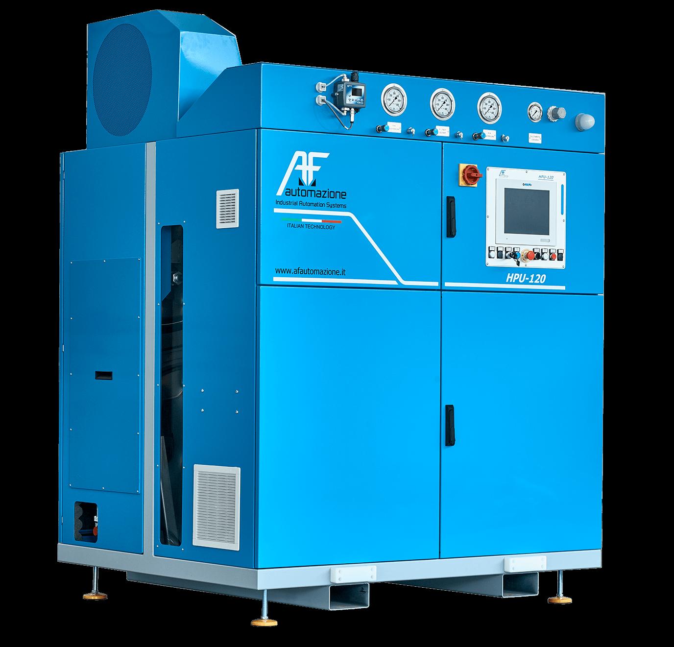 The hydraulic power unit 2