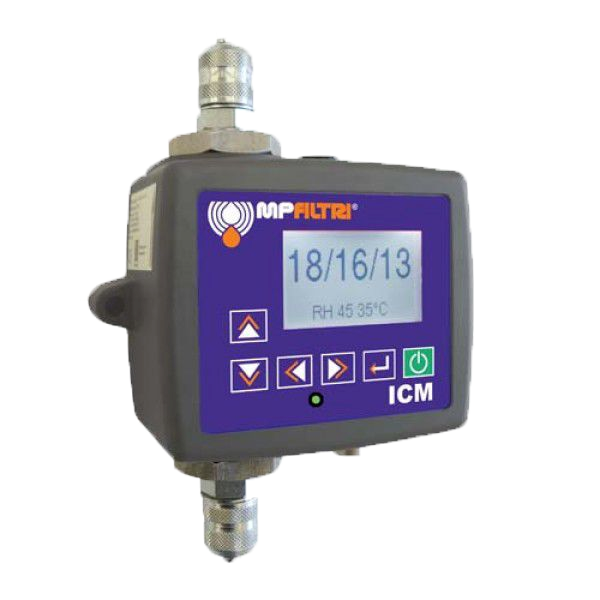 Inline Contamination Monitor Device